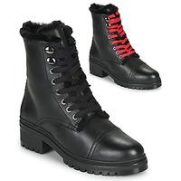 Chaussures Femme Boots Unisa IRACHE Noir