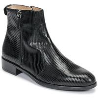 Chaussures Femme Boots Unisa BRAS Noir