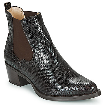 Chaussures Femme Bottines Unisa GREYSON Marron