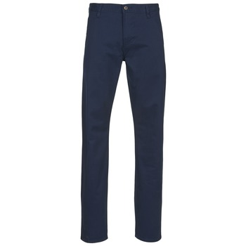 Dockers ALPHA SLIM TAPERED STRETCH    Marine