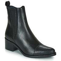 Chaussures Femme Bottines Myma PETULA Noir
