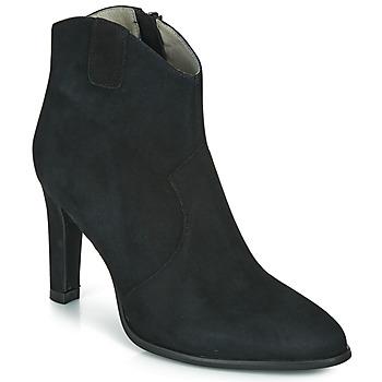 Chaussures Femme Bottines Myma PATINA Noir