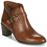 Chaussures Femme Bottines Hispanitas RITA Marron