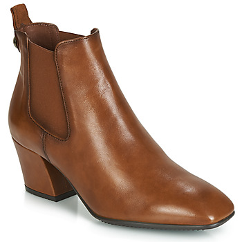Chaussures Femme Bottines Hispanitas ANDREA Marron