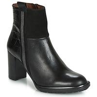 Chaussures Femme Bottines Hispanitas INES Noir