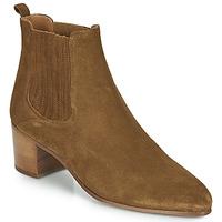 Chaussures Femme Bottines Jonak DEBINA Cognac