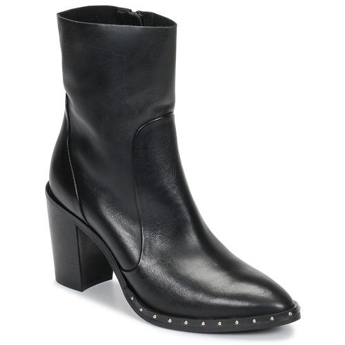 Chaussures Femme Bottines Jonak DIBUNA Noir