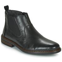 Chaussures Homme Boots Rieker DANE Noir