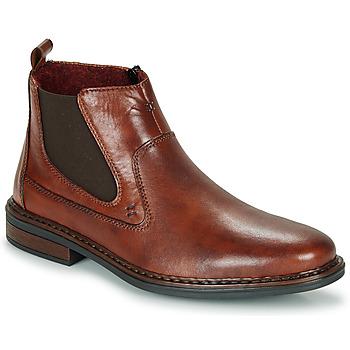 Chaussures Homme Boots Rieker DANE Marron
