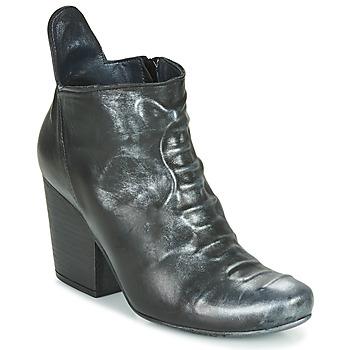Chaussures Femme Bottines Papucei LYLIENE BLACK Noir