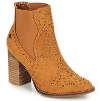 Chaussures Femme Bottines Xti AMELIO Camel