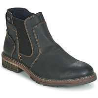 Chaussures Homme Boots Tom Tailor MARTY Noir
