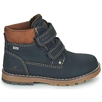 Boots enfant Tom Tailor 73003-BLEU