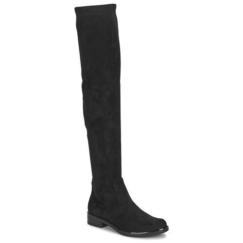 Chaussures Femme Bottes ville Caprice LITIA Noir