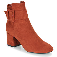 Chaussures Femme Bottines Moony Mood FAZIOLE Rouille