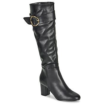 Chaussures Femme Bottes ville Moony Mood FIMMINI Noir