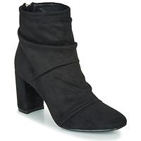 Chaussures Femme Bottines Moony Mood FIRETTE Noir