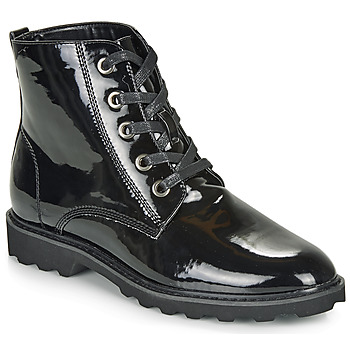 Chaussures Femme Boots Moony Mood FRULIN Noir