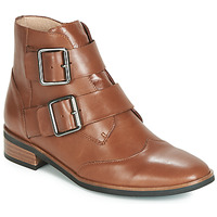 Chaussures Femme Boots Karston JIRONO Marron