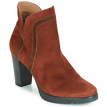 Chaussures Femme Bottines Karston VASOR Marron