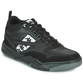 Chaussures Homme Baskets basses Kappa BORIS Noir / Gris