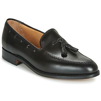 Chaussures Homme Mocassins Barker TASSEL Noir