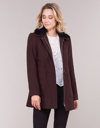 Vêtements Femme Manteaux Betty London LAURA Bordeaux