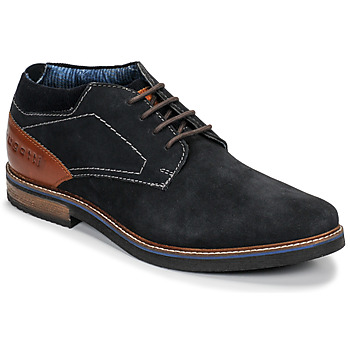 Chaussures Homme Derbies Bugatti SACHA Bleu