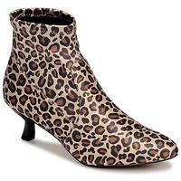 Chaussures Femme Bottines Katy Perry THE BRIDGETTE Leopard