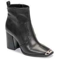 Chaussures Femme Bottines Steve Madden ENZO Noir