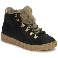 Chaussures Fille Baskets montantes Bullboxer AIB504E6CA-BLCK Noir