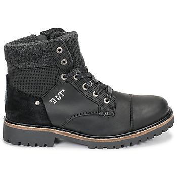Boots enfant Bullboxer AHA518E6L-BLCK