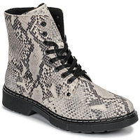 Chaussures Fille Boots Bullboxer AHC501E6LEOF-WHKB Gris