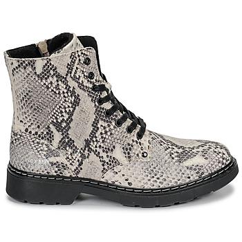 Boots enfant Bullboxer AHC501E6LEOF-WHKB