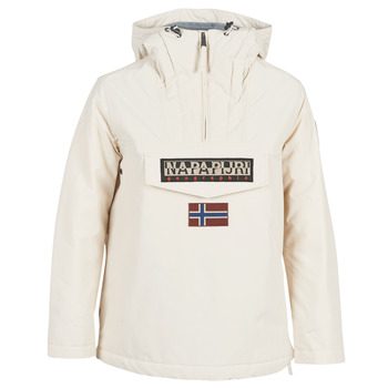 Vêtements Femme Parkas Napapijri RAINFOREST WINTER Blanc
