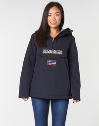 Vêtements Femme Parkas Napapijri RAINFOREST WINTER Marine