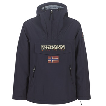 Vêtements Femme Parkas Napapijri RAINFOREST POCKET Marine