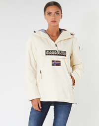 Vêtements Femme Parkas Napapijri RAINFOREST WINTER POCKET Blanc