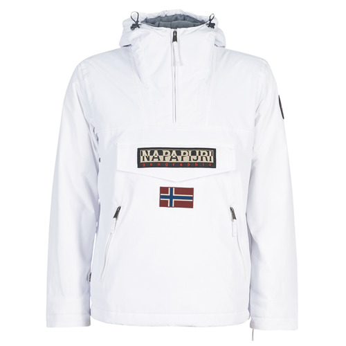 Vêtements Homme Parkas Napapijri RAINFOREST POCKET Blanc