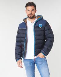Vêtements Homme Doudounes Napapijri ARIC Marine