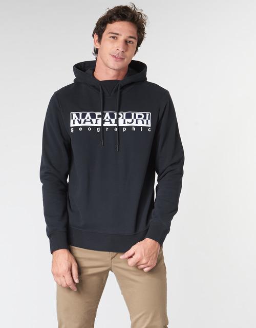 Vêtements Homme Sweats Napapijri BERBER HOODIE Marine