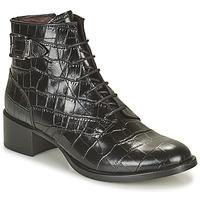 Chaussures Femme Bottines Muratti ABYGAEL Noir