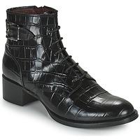 Chaussures Femme Bottines Muratti RIESEL Noir
