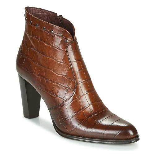 Chaussures Femme Bottines Muratti RANSON Camel