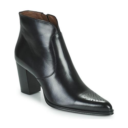 Chaussures Femme Bottines Muratti READFIELD Noir