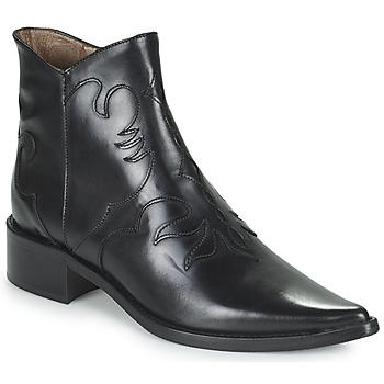 Chaussures Femme Bottines Muratti REDBUD Noir