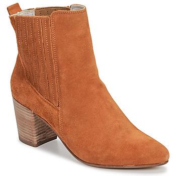 Chaussures Femme Bottines Bullboxer 348508E6CCARM Cognac