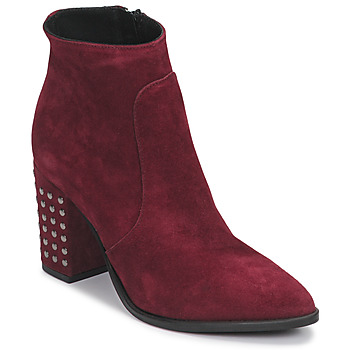 Chaussures Femme Bottines Sweet Lemon PATRYO Bordeaux