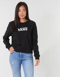 Vêtements Femme Sweats Vans FLYING V FT BOXY CREW Noir