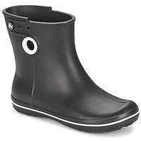 Bottes de pluie Crocs JAUNT SHORTY BOOT W-BLACK